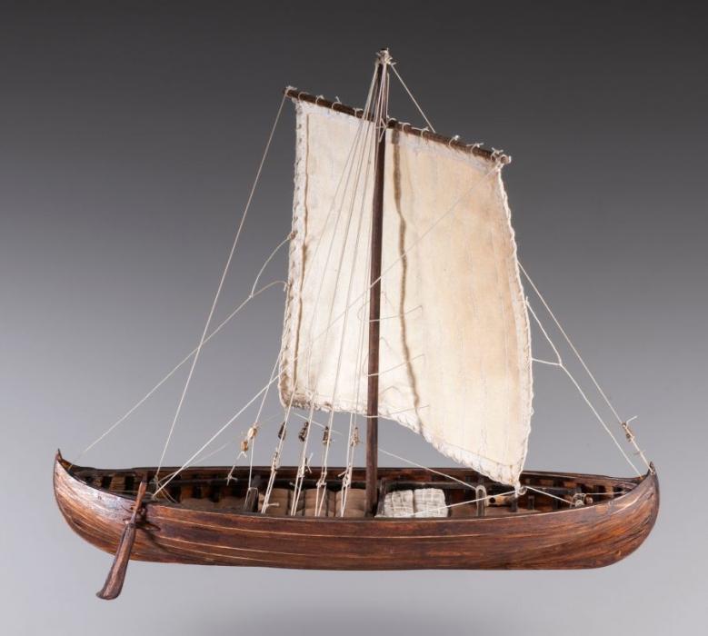 Viking Knarr 172 Ship Kits Models Wooden Gifts Soly