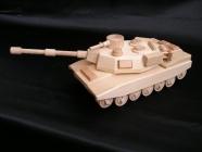 US Holz panzer Spielzeug Geschenk aus Hol