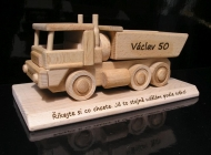 Gift for driver, truck Toys