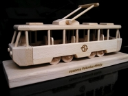 Tram, gift for driver, trams
