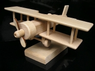Gift air plane biplane, gifts for pilots