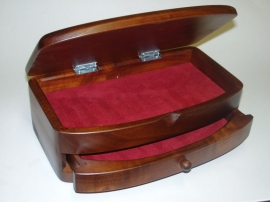 Timber jewelry boxes - Manchester