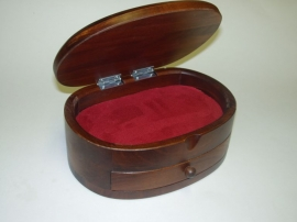 Personalized wooden jewelry boxes - Leicester