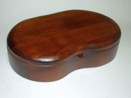 Handmade wood jewelry box - Bradford