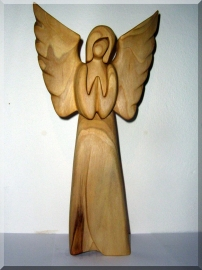 Angels sculpure