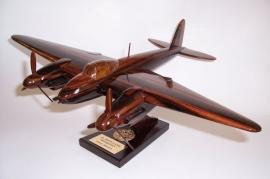 De Havilland Mosquito airplane replica