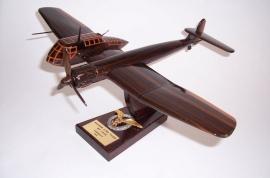 Wooden replica Blohm & Voss BV 141