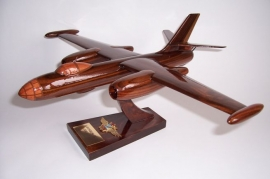 Wooden replica Ilyushin Il-28