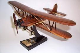 Airplane model Polikarpov Po-2