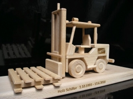 Gift forklift, gifts for man driver