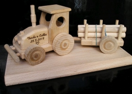 Cadeau pour conducteur de tracteur