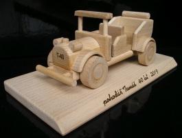 Gift veteran car, gifts for men, drivers