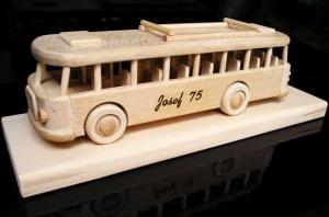 Cadeaux pour les chauffeurs de bus