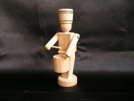 Drummer soldier 13,5 cm (5,3 in)