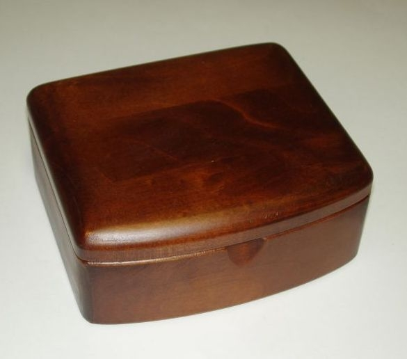 Boxes for jewelry of wood - Waterford