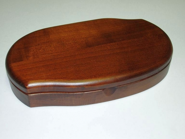 Wooden jewelry boxes - genuine wood