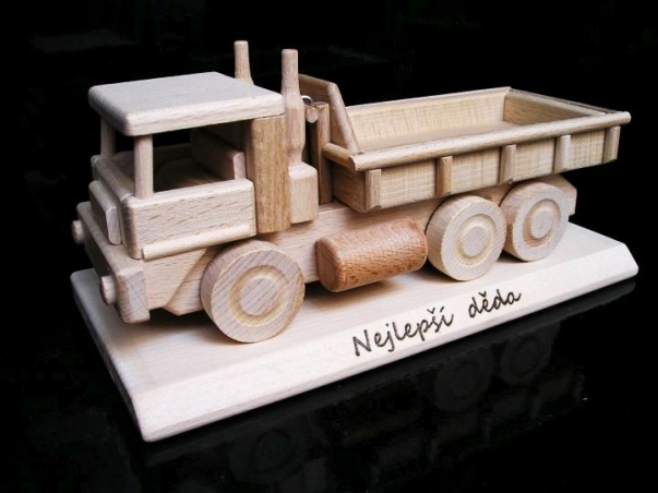 Happy birthday truck, gifts for driver