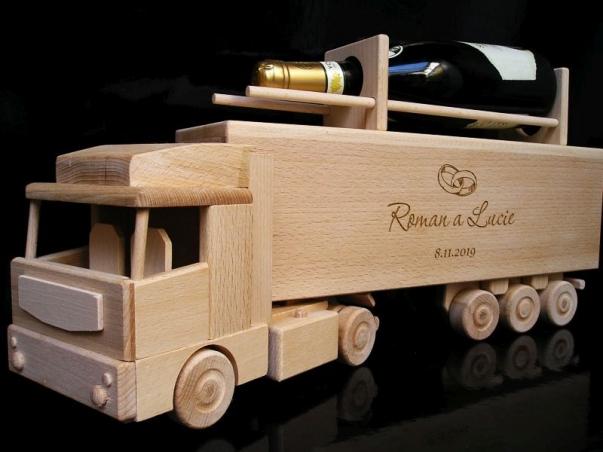 Poklon za vozača kamiona, šefa