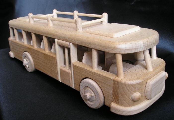 modellen bus