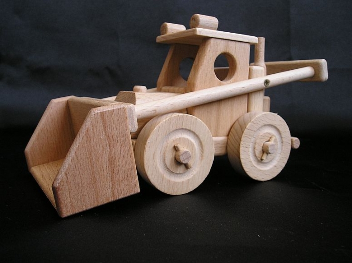 Houten speelgoed