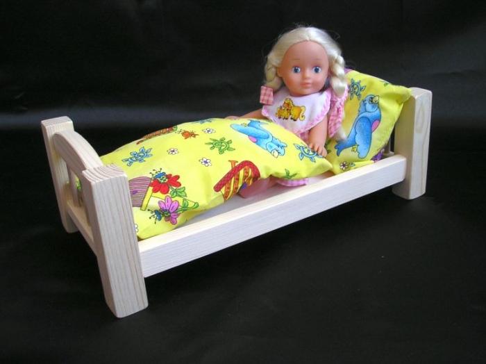 holz-Kinderbett