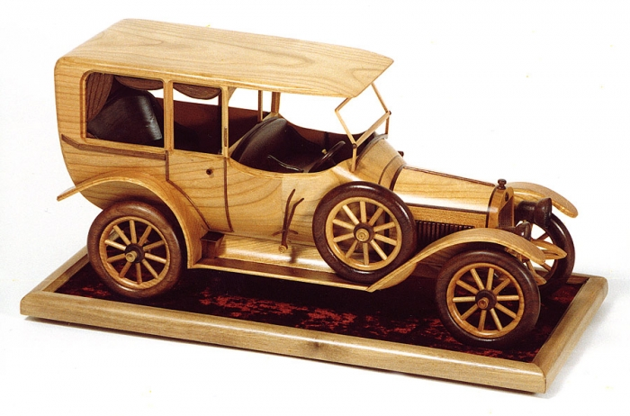 Quality Used Cars >> Laurin & Klement, VOITURETTE - Wooden Gifts SOLY