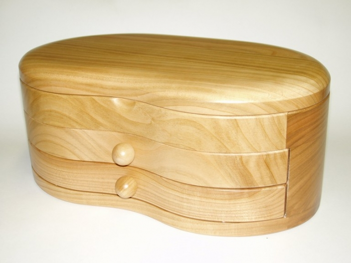 Wooden jewelry boxes - Nottingham