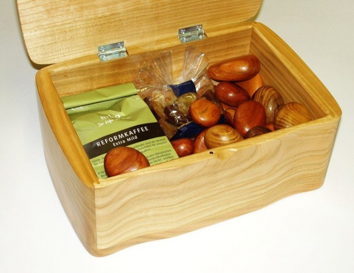Wooden jewelry boxes with drawers - eshop