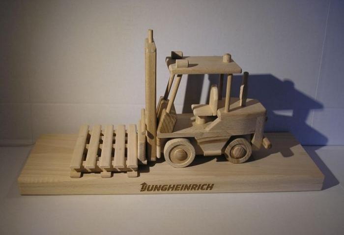 Forklifts toys
