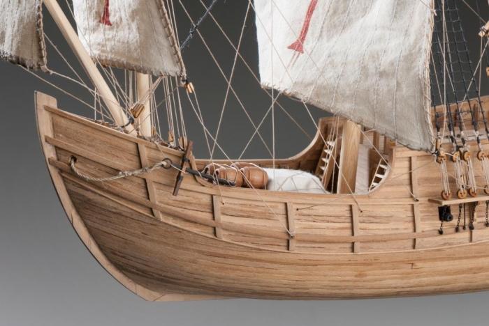 Santa Maria ship model kit