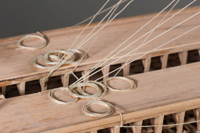 Wooden ship kit Greek Trireme