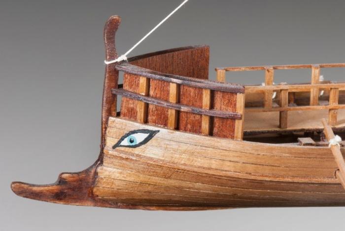 Ship wooden kit Greek Bireme