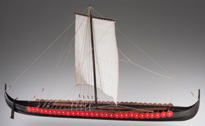 Viking Longship 1/35 ship kit
