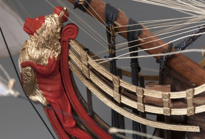 Nuestra Senora model ship kit