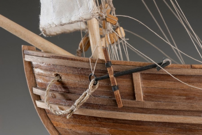 Pinta Ship model kit of Christopher Columbus