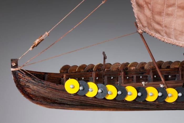Viking Gokstad 1/72, ship kits