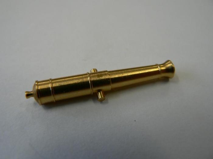 Gun barrels for Le Cerf