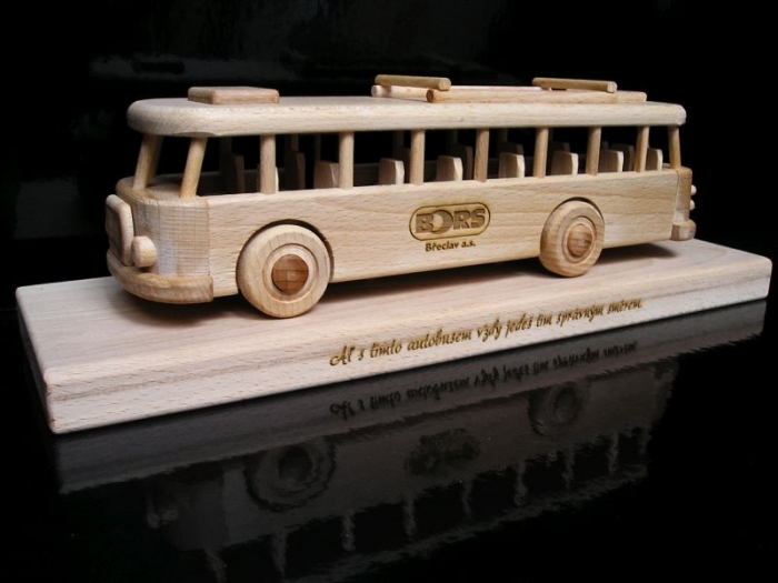 Buses, gift for bus drivers