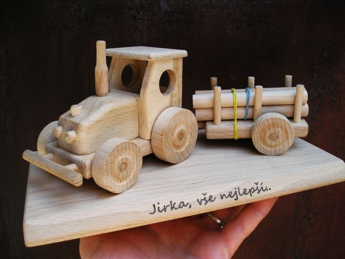 Gift for tractor driver, birthday driver