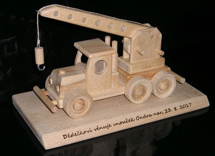 Crane, gifts for men, drivers