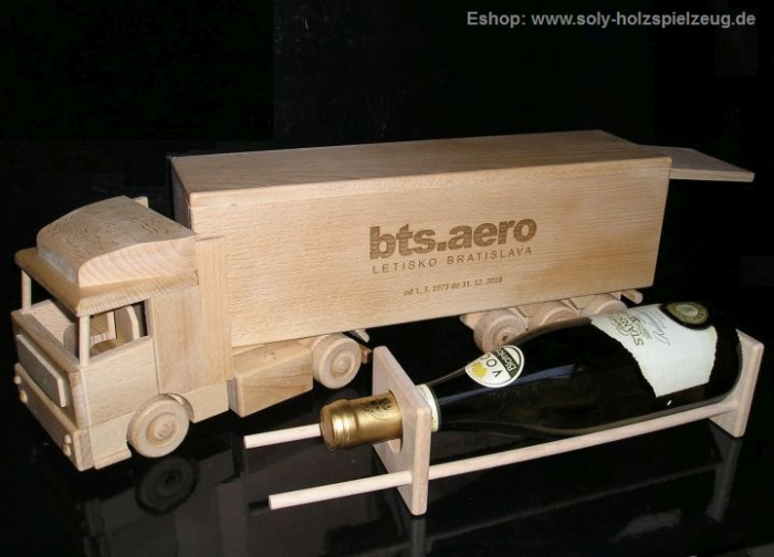 lorry for alcohol wine