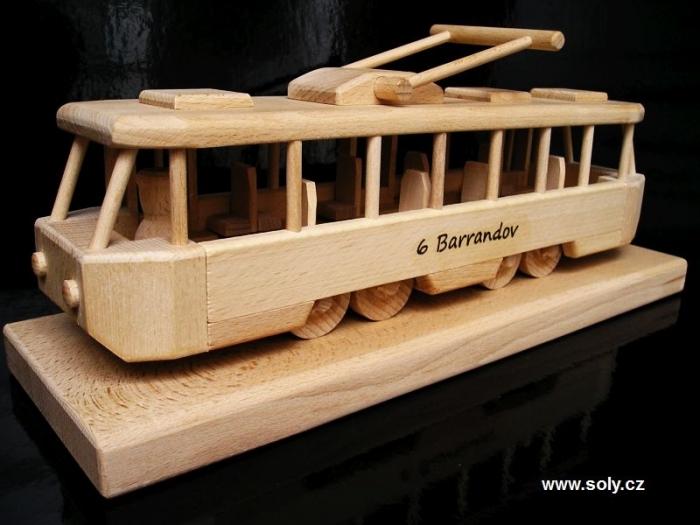 Tram, gift for driver, tram