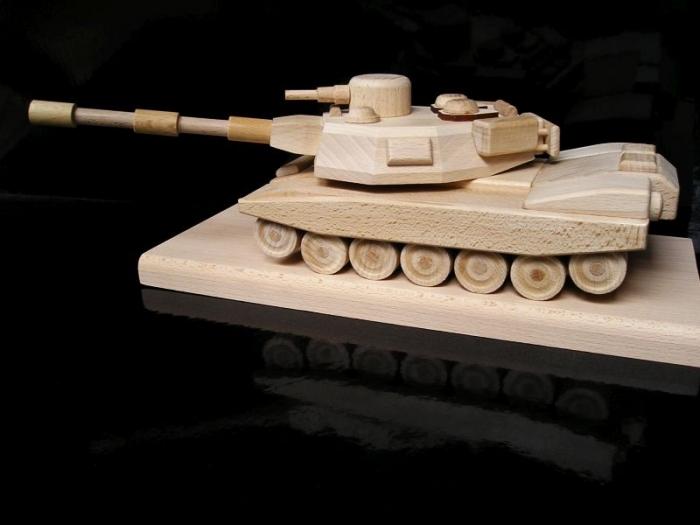 Gift military battle tanks Abrams