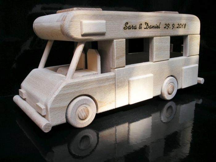 Caravan, camper van