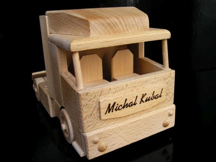 Un cadou pentru șoferii de camioane