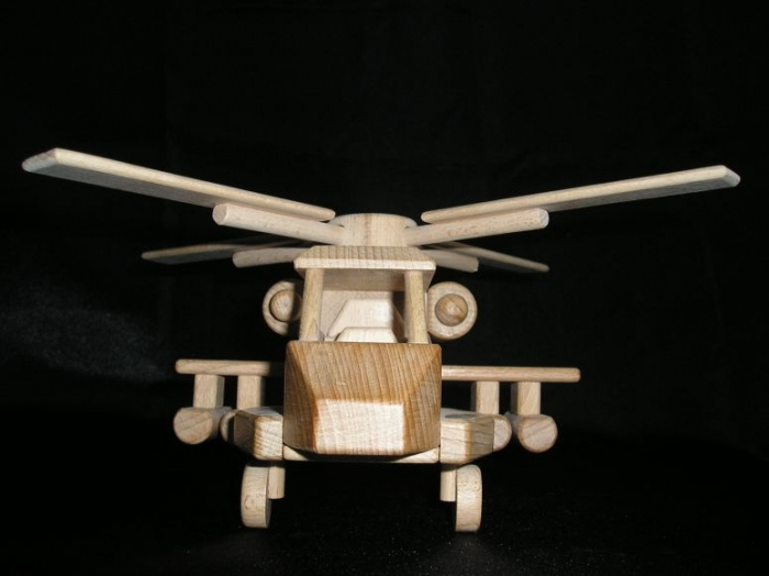wooden-modells-helicopters
