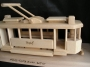 Historical tramway toys