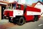 Tatra fire truck