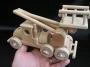 Reale-Große-von Spielzeug-LKW-Hebebuhne