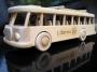 Bus wooden toy | autobus,